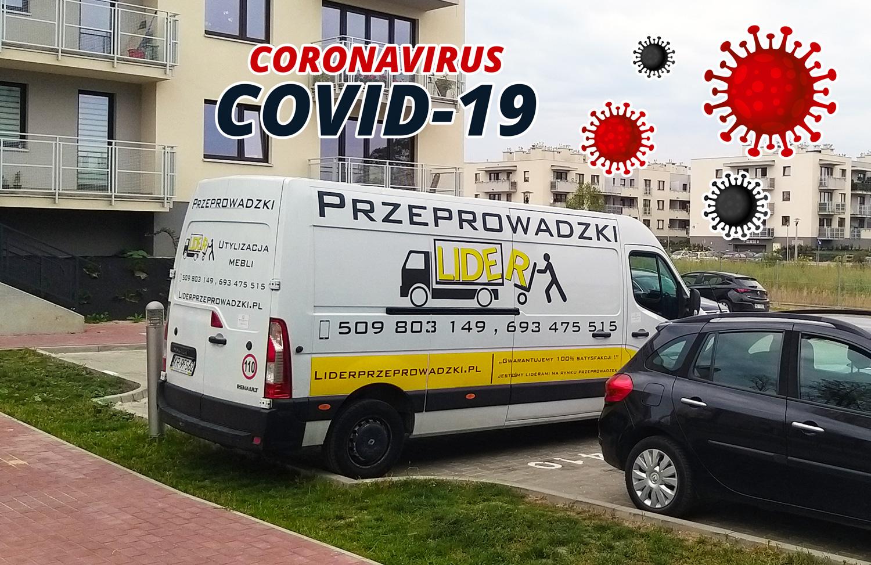 Bezpieczna przeprowadzka koronawirus i Covid-19 - na co zwrócić uwagę? - image